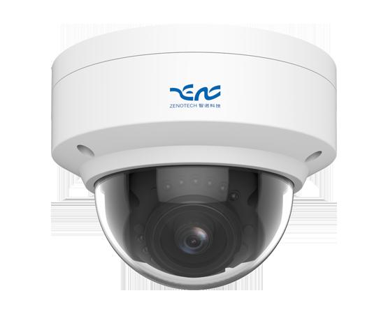 400万智能抓拍防暴高清半球型网络摄像机(AI IPC)